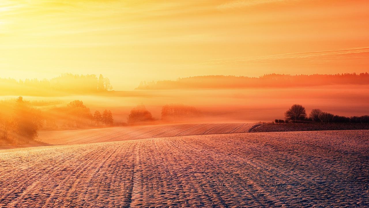 The Sun warmth